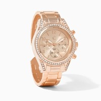 Chronograph Cuff Watch | Watches | charming charlie