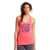 Under Armour Women's UA For The Thrill Of The Run Tank