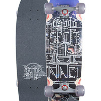 Sector 9 Metro Skateboard Multi One Size For Men 27493295701