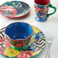 Tracy Porter for Poetic Wanderlust 16-Piece Reverie Dinnerware Service