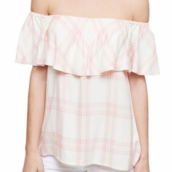 Sanctuary Misha Off the Shoulder Top | Nordstrom