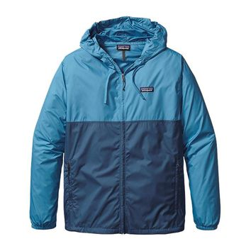 Patagonia Men's Light & Variable™ Hoody | Glass Blue