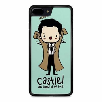 Castiel - Angel Of The Lord iPhone 8 Plus Case