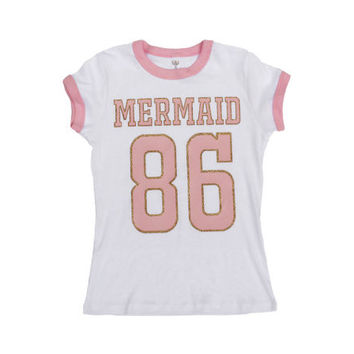 Team Fairytale Jersey Style Ringer Tee - Mermaid. Unicorn. Fairy. Faerie