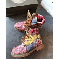 Timberland Colorful Waterproof Boots - Best Online Sale
