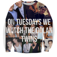 Dolan Twins Sweat Shirt