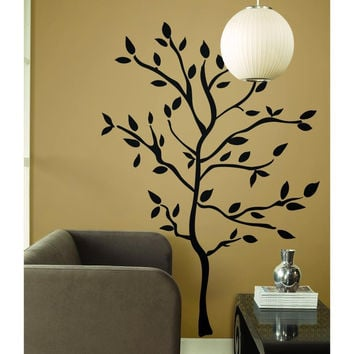 Black Tree Branch Western Room Sticker Vinyl Decals Art Wall Sticker SM6