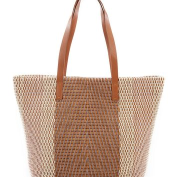 Lucky Brand Teki Cotton Tote | Dillards