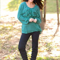 Lucky Charm Top | Monday Dress Boutique