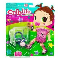 Baby Alive Crib Life Outfit - Soccer