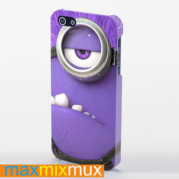 Despicable Me Evil Minion iPhone 4/4S, 5/5S, 5C Series Full Wrap Case
