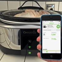6-Quart Smart WiFi Programmable Slow Cooker Crock Pot