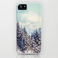 evergreens iPhone & iPod Case by Sylvia Cook Photography