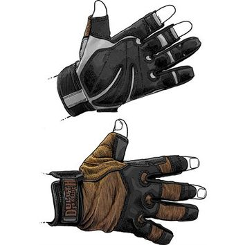 Men's Duluth Trading Carpenter's Gloves