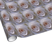 White rose wrapping papers