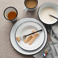 Enamelware Dinnerware Set