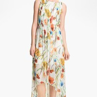Alice + Olivia 'Mel' Open Back Dress | Nordstrom