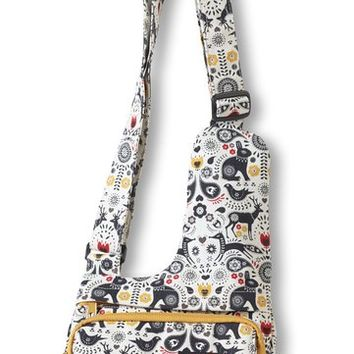 KAVU Women's Seattle Sling, Folklore, One Size
