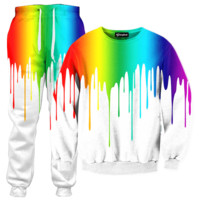 Melting Color Tracksuit