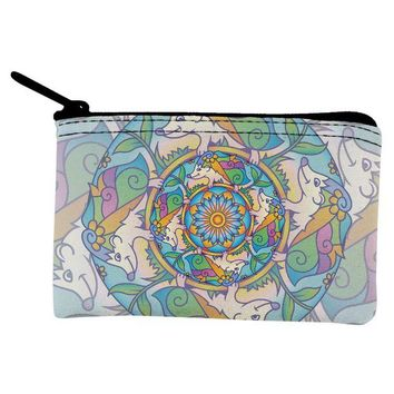 Statement Clutch - Man Cave Mandala by VIDA VIDA 56XLf