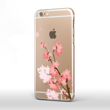 iPhone 6 Case Floral iPhone 6s Case Clear Rubber iPhone 5s Case Transparent Samsung Galaxy S7 Case Vintage Samsung Galaxy S7 Edge Case 088