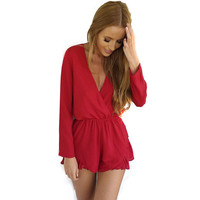 [BIG SALE] 2016 Women Jumpsuit & Romper (summer fashion)