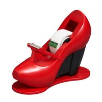Red Shoe Scotch Magic Tape Dispenser, 3/4 x 350 Inches (unweighted) (C30-SHOE)
