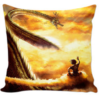 Dragon ball Z pillow