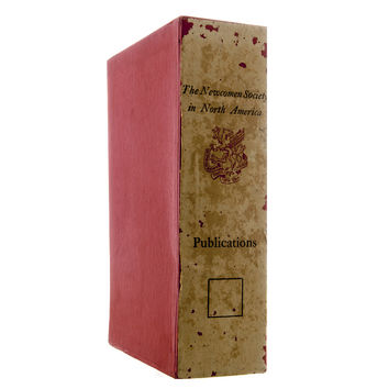 The Newcomen Society in North America Publications, First Edition Boxed Set of 22 Pamphlets, 1965