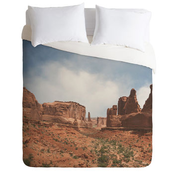 Catherine McDonald Southwest Desert Duvet Cover