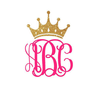Best Crown Monogram Products On Wanelo