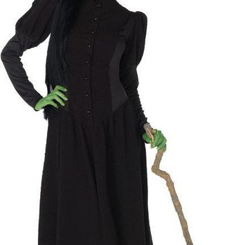 Elphaba Witch Adult costume 2017
