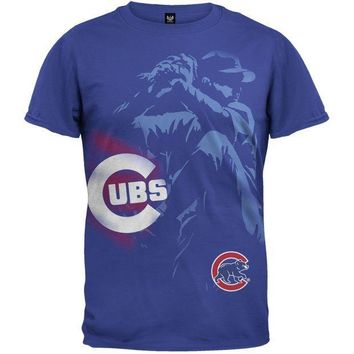 PEAPGQ9 Chicago Cubs - Grandstand T-Shirt