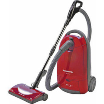Canister Vacuum With Power Nozzle And On Board Attachment