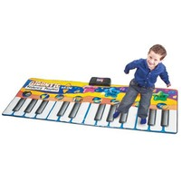 CP Toys Big Keyboard Fun Playmat with 8 Instruments and 4 Play Modes