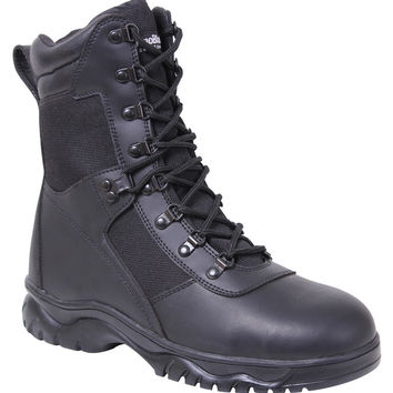 """Rothco Insulated 8"""" Side Zip Tactical Boot"""