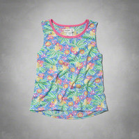 pattern sleep tank