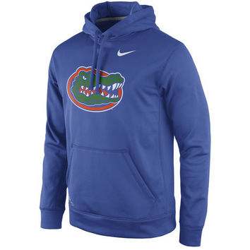 NCAA Florida Gators NIKE Royal Practice Hoodie