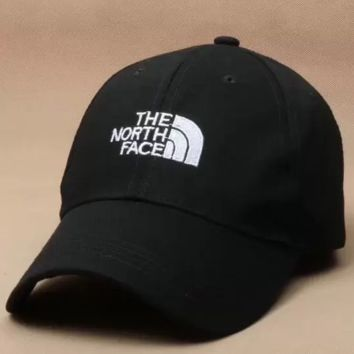 The North Face Fashion Casual Embroidered Baseball Golf Sports Cap Hat