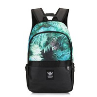 Adidas Casual Print School Shoulder Bag Satchel Laptop Bookbag Backpack