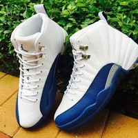 Nike Air Jordan Retro 12 French Blue