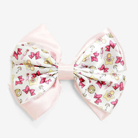 Sailor Moon Compact Print Bow - BoxLunch Exclusive