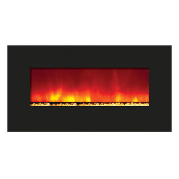 Amantii Built-in / Wall Mounted Electric Fireplace (Enhanced, WM‐BI‐34‐4423)