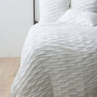 Ebba Jersey Duvet by Anthropologie