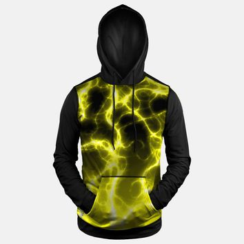 Electric Yellow Hoodie (Ships in 2 Weeks)