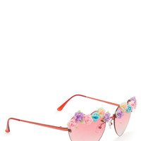 We Heart Florals Sunglasses