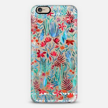 Tropical Garden iPhone 6s case by Micklyn Le Feuvre | Casetify