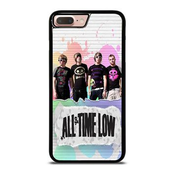 ALL TIME LOW PERSONIL BAND iPhone 8 Plus Case Cover