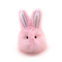 Sweet Pea the Pink Bunny Stuffed Animal Plush Toy