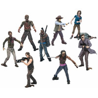 The Walking Dead Building Set Blind Bag Figures Series 1